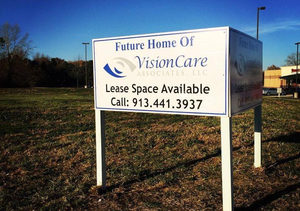 Future VCA signage